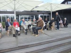 2017-06-01 Vårlunch på Marholmem